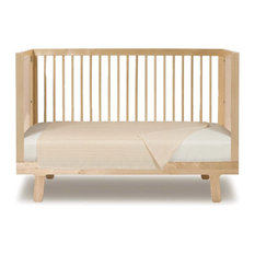 100% Rayon / Viscose from Bamboo Baby Blankets, Ivory