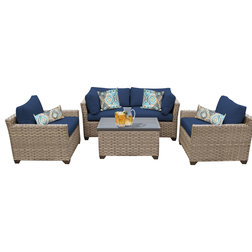 Perfect Tropical Outdoor Lounge Sets by Design Furnishings