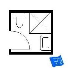 the first pic is bathroom size 6x6 - 6 X 6 Bathroom Design