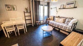 Home staging pour appartement locatif saisonnier