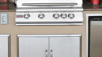 Outdoor Modular Kitchens