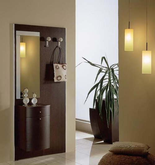 Modern Hall Units Entrance Furniture