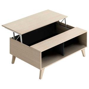 Zaiken Lift-Up Coffee Table