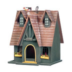 Story Book Cottage Bird House
