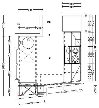 Planimetria by Cuisishop