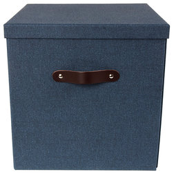 Modern Storage Bins And Boxes by Bigso Box of Sweden, Inc