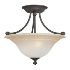 Thomas Lighting Harmony - Two Light Semi-Flush Mount