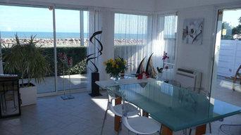 Superbe villa en front de mer (REF 317)
