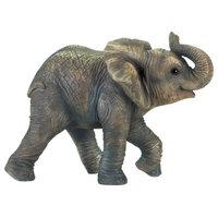 Happy Elephant Figure