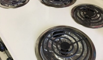 Stove Top Cleaning Service