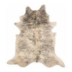 Rodeo Cowhides Exotic Light Rectangular Funky Rug, 180x230 cm