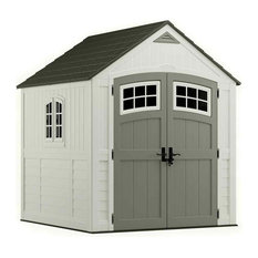 Storage Shed in Granite