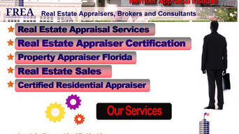 Commercial Real Estate Appraisals