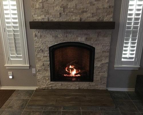Westlake Mendota Fv41 Arch Gas Fireplace