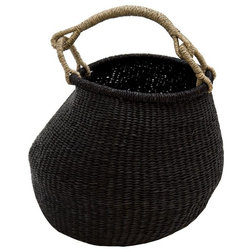 Tropical Storage Baskets Mozambique Storage Basket