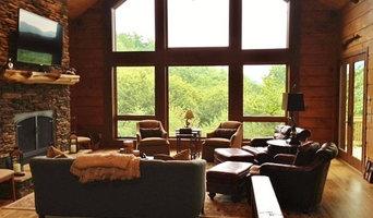 4,000 Sf Log Cabin