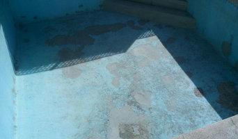 Arreglo de piscina