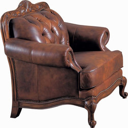 Victorian Armchairs And Accent Chairs by GwG Outlet