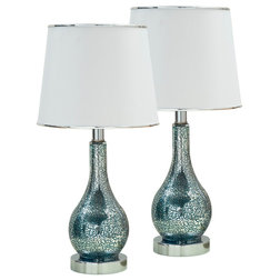 Contemporary Lamp Sets by Pilaster Designs