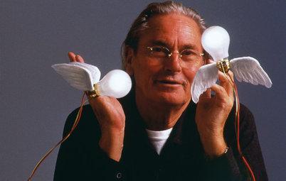 Ingo Maurer: Muere el gran mago de la luz