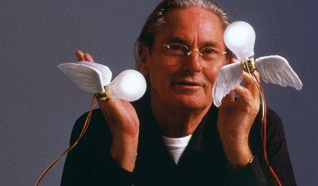 Houzzでみつけた「光の魔術師」インゴ・マウラーの作品たち