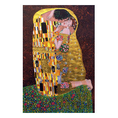 The Kiss (Luxury Line), Unframed loose canvas