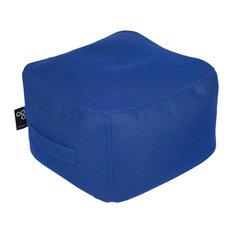 Puf Pool Seat, Blue