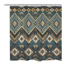 50 Most Popular Southwestern Shower Curtains For 2018