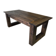 Rustic Coffee Table 30 Inches