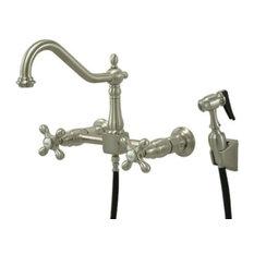 Wall Mount Kitchen Faucet | Houzz