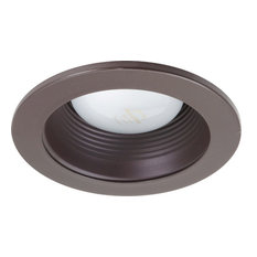 NICOR Lighting - NICOR 4  Recessed Baffle Trim in Oil-Rubbed Bronze Finish -  sc 1 st  Houzz & Contemporary Oil-Rubbed Bronze Recessed Lights | Houzz azcodes.com