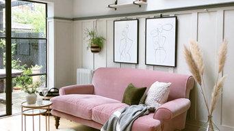 Kitchen Extension - Interior Design