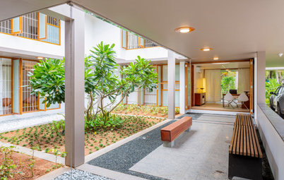 Thrissur Houzz: Parallel Bays Divide & Conquer Spaces Here
