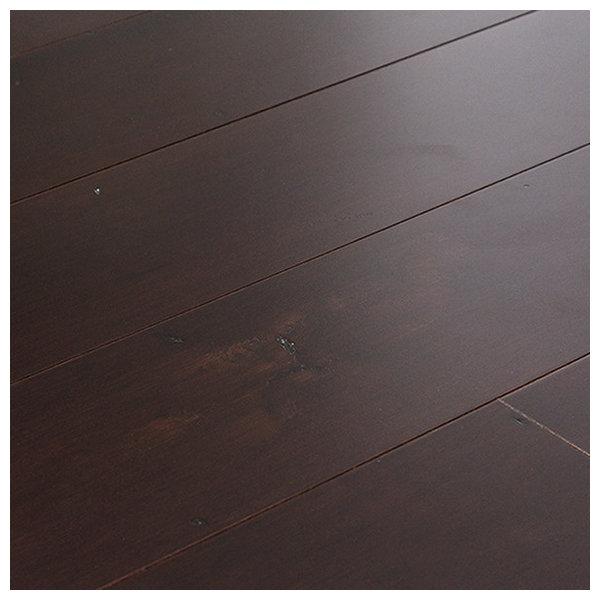 Mohawk Maple Dark Port Click Engineered Hardwood Flooring Sample