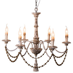 Rustic Chandeliers by Terracotta Designs