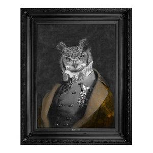 Grandfather Olaf Gold Edition Canvas, 66x81 cm