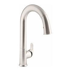Kohler - Kohler Sensate Touchless Kitchen Faucet, Vibrant Stainless - Kitchen Faucets