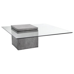 Luxury Contemporary Coffee Tables by ARTEFAC