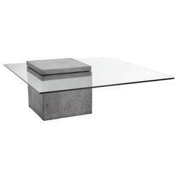 Industrial Coffee Tables by ARTEFAC