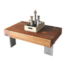 Reclaimed Timber Modern Coffee Table