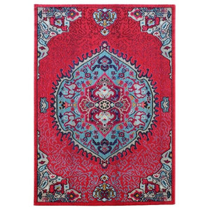 Colores mordern Rug s col 05 Rectangle Funky Rug 120x170cm
