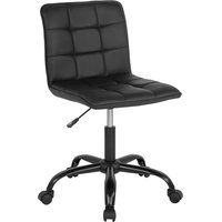 Home And Office Task Chair, Black