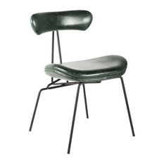 Elle Dining Chair, Vintage Green