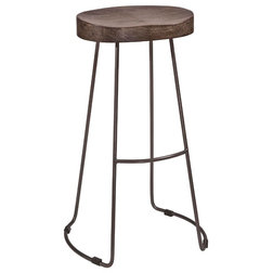 Industrial Bar Stools And Counter Stools by Hillsdale Furniture