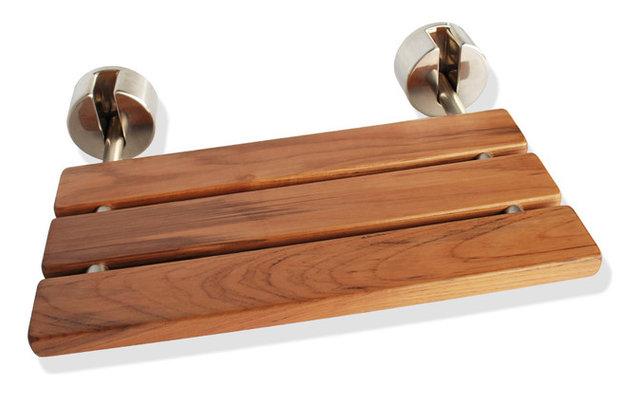 Teak Folding Shower Seat 1500 Trend Home Design 1500