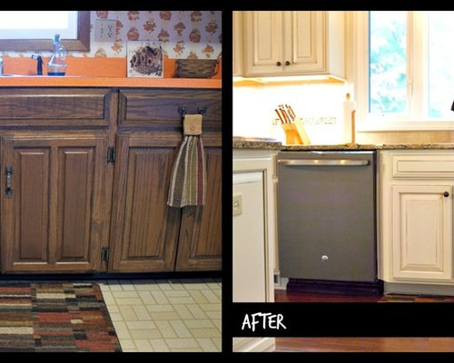 Raised Ranch Kitchen Remodel In Akron
