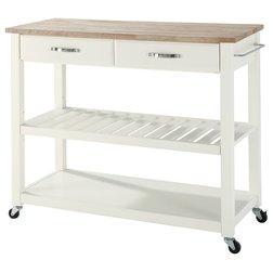 Transitional Kitchen Islands And Kitchen Carts by Crosley