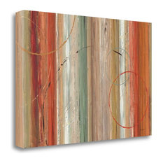 """""""Spiced II"""" By Lisa Audit, Giclee Print on Gallery Wrap Canvas, Ready to Hang"""