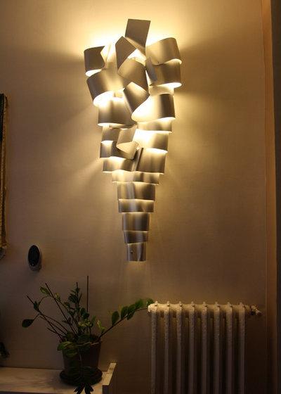 Contemporaneo  by Andrea Olivazzo - Light sculptures
