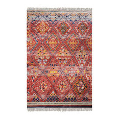 Uttermost Balgha Red Rug, 8'x10'